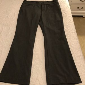 Pants - Gray Three Button Dress Pants